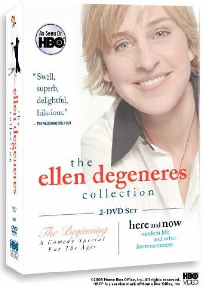 Bestselling Movies (2006) - Ellen DeGeneres - The Beginning / Here and Now by Joel Gallen