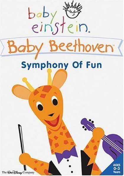 Bestselling Movies (2006) - Baby Einstein - Baby Beethoven - Symphony of Fun