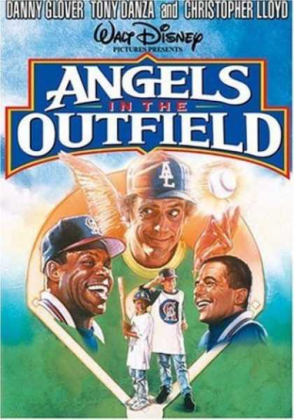 Bestselling Movies (2006) - Angels in the Outfield