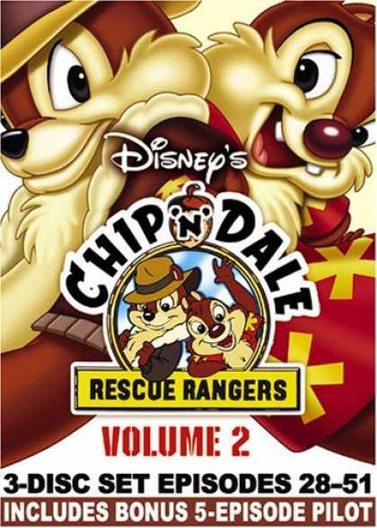 Bestselling Movies (2006) - Chip 'n Dale Rescue Rangers - Volume 2 by John Kimball