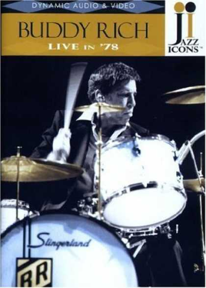 Bestselling Movies (2006) - Buddy Rich - Live in '78 (Jazz Icons)