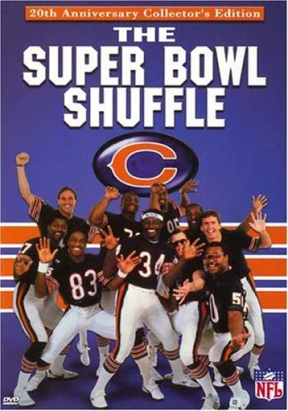Bestselling Movies (2006) - Chicago Bears - Super Bowl Shuffle