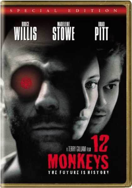 Bestselling Movies (2006) - 12 Monkeys (Special Edition) by Terry Gilliam