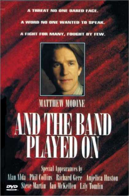 Bestselling Movies (2006) - And the Band Played On by Roger Spottiswoode