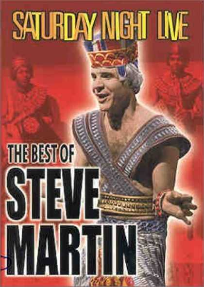 Bestselling Movies (2006) - Saturday Night Live - The Best of Steve Martin by Dave Wilson