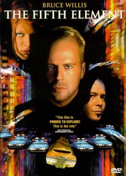 Bestselling Movies (2006) - The Fifth Element by Luc Besson