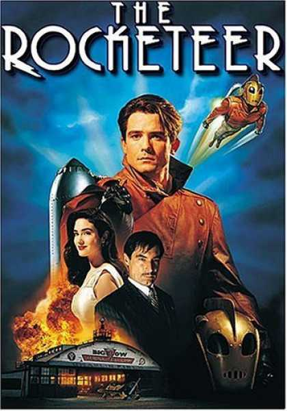 Bestselling Movies (2006) - Rocketeer by Joe Johnston