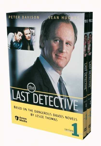 Bestselling Movies (2006) - The Last Detective - Series 1 by Matthew Evans (III)