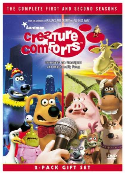 Bestselling Movies (2006) - Creature Comforts - The Complete First and Second Seasons by Nick Park