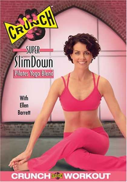 Bestselling Movies (2006) - Crunch - Super SlimDown: Pilates Yoga Blend