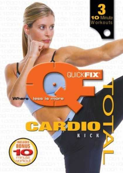 Bestselling Movies (2006) - Quickfix - Total Cardio Kick