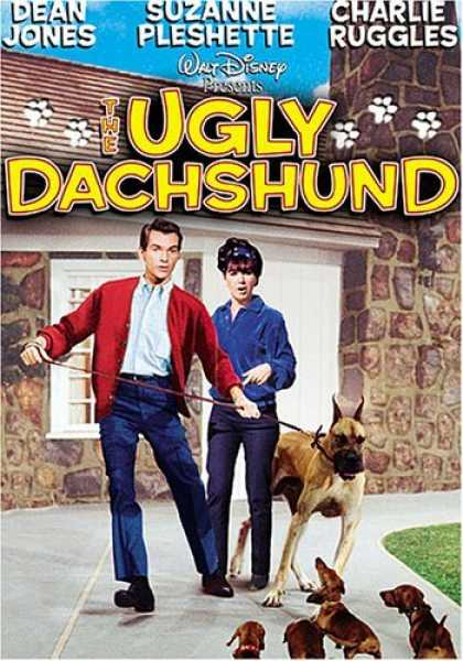 Bestselling Movies (2006) - The Ugly Dachshund by Norman Tokar