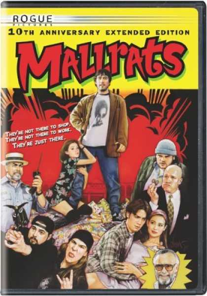 Bestselling Movies (2006) - Mallrats (10th Anniversary Extended Edition)