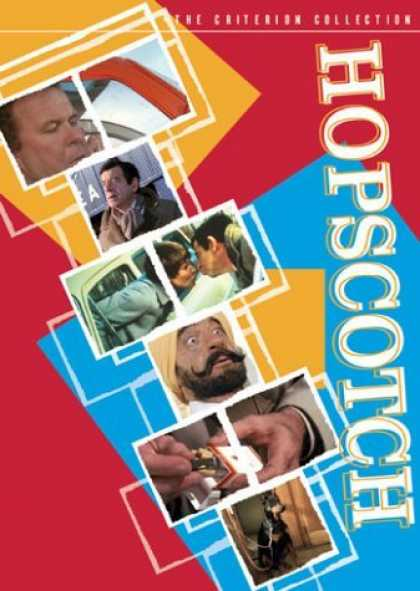 Bestselling Movies (2006) - Hopscotch - Criterion Collection
