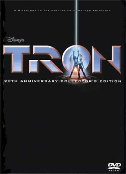 Bestselling Movies (2006) - Tron (20th Anniversary Collector's Edition) by Steven Lisberger