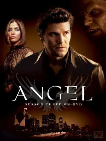 Bestselling Movies (2006) - Angel - Season Three by Joss Whedon