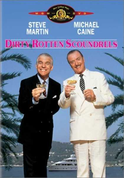 Bestselling Movies (2006) - Dirty Rotten Scoundrels by Frank Oz