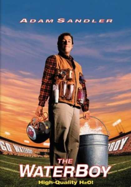 Bestselling Movies (2006) - The Waterboy