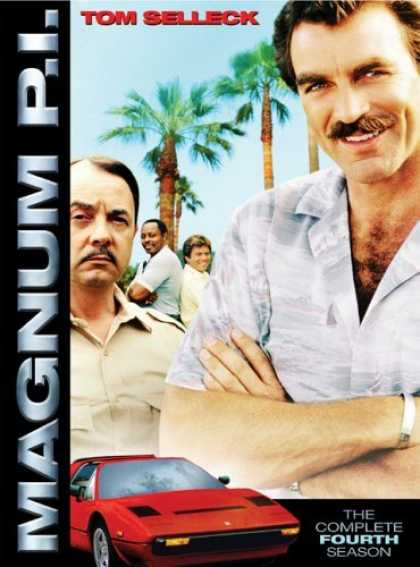 Bestselling Movies (2006) - Magnum P.I. - The Complete Fourth Season by Harry Harris