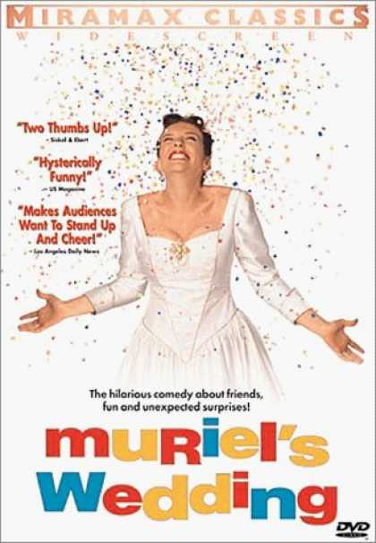 Bestselling Movies (2006) - Muriel's Wedding by P.J. Hogan