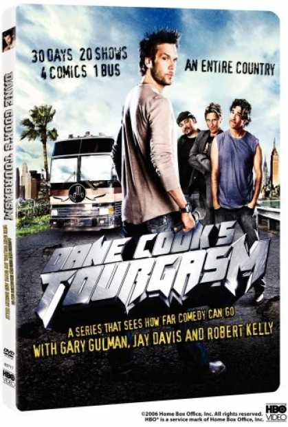Bestselling Movies (2006) - Dane Cook's Tourgasm by Dane Cook