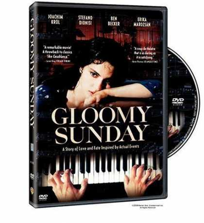 Bestselling Movies (2006) - Gloomy Sunday by Rolf Schübel