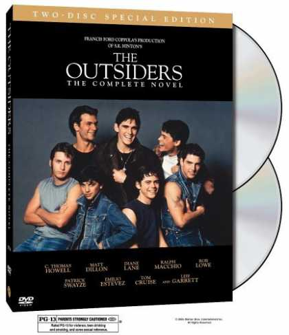 Bestselling Movies (2006) - The Outsiders - The Complete Novel (Two-Disc Special Edition) by Francis Ford Co