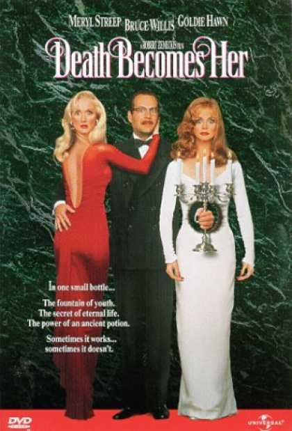 Bestselling Movies (2006) - Death Becomes Her by Robert Zemeckis
