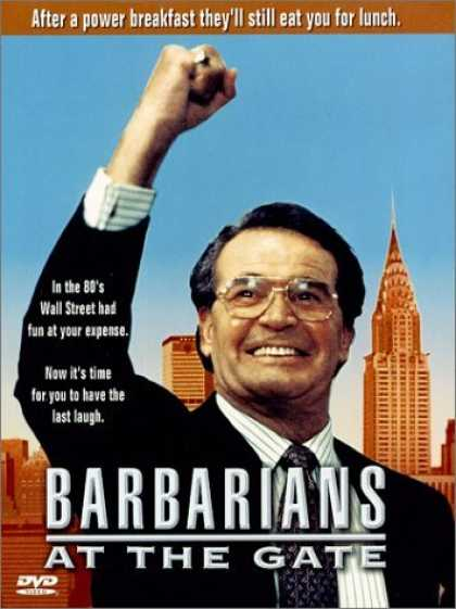 Bestselling Movies (2006) - Barbarians at the Gate by Glenn Jordan