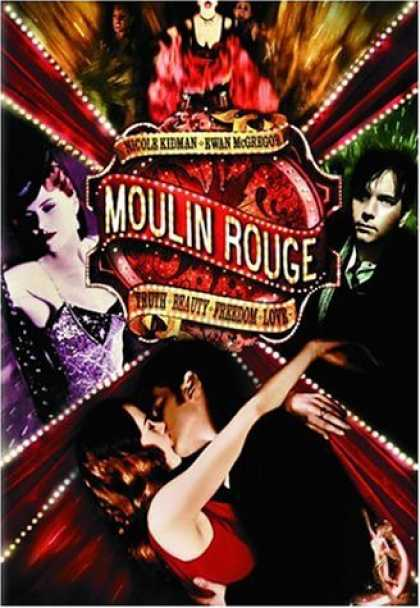 Bestselling Movies (2006) - Moulin Rouge (Double Digipack) by Baz Luhrmann