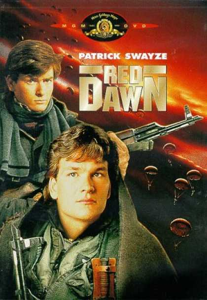 Bestselling Movies (2006) - Red Dawn by John Milius