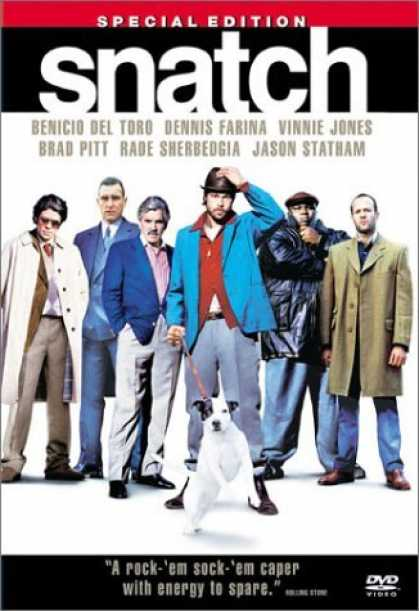 Bestselling Movies (2006) - Snatch (Special Edition)