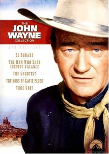 Bestselling Movies (2006) - John Wayne DVD Gift Set (The Shootist/ The Sons of Katie Elder/ True Grit/ El Do