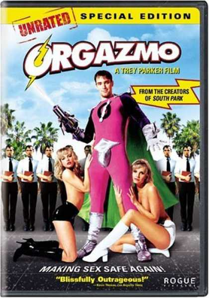 Bestselling Movies (2006) - Orgazmo (Unrated Special Edition)