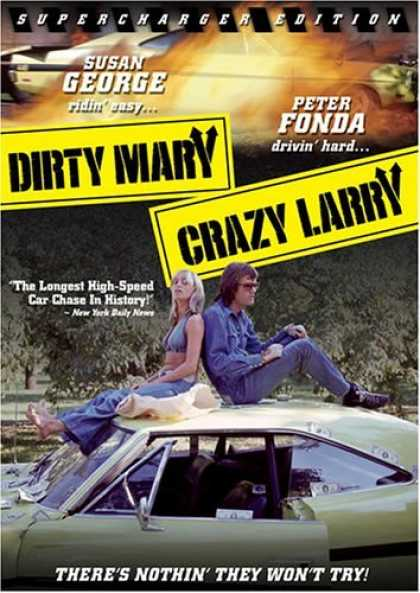 Bestselling Movies (2006) - Dirty Mary Crazy Larry (Supercharger Edition) by John Hough