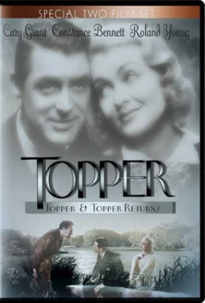 Bestselling Movies (2006) - Topper/Topper Returns by Norman Z. McLeod