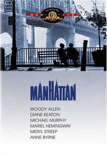 Bestselling Movies (2006) - Manhattan by Woody Allen