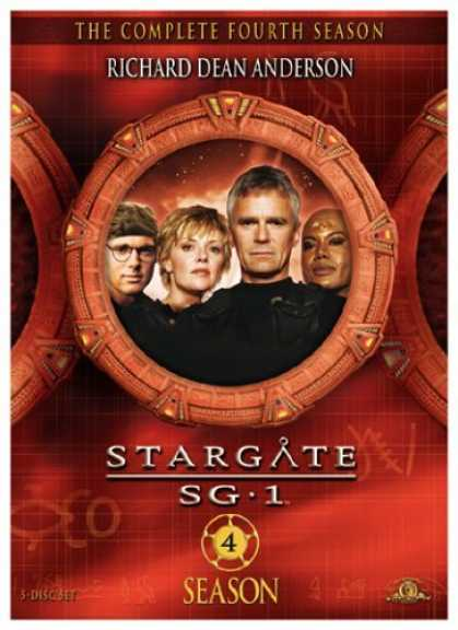 Bestselling Movies (2006) - Stargate SG-1 Season 4 (Thinpak) by Martin Wood