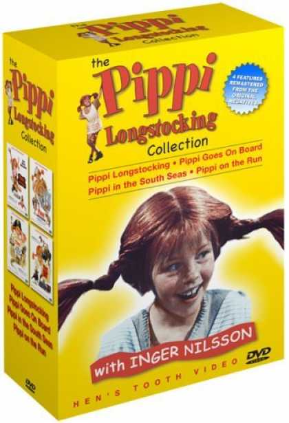 Bestselling Movies (2006) - The Pippi Longstocking Collection (Pippi Longstocking / Pippi Goes on Board / Pi