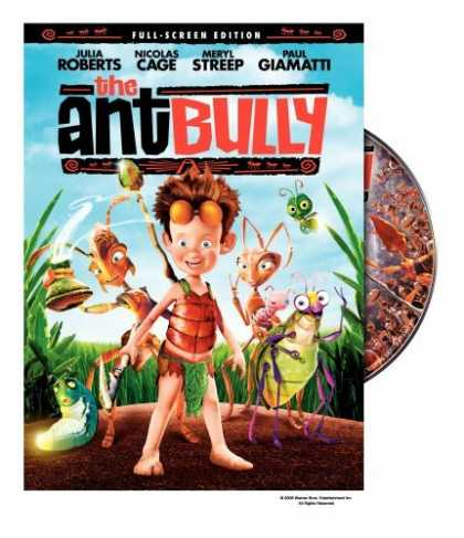 Bestselling Movies (2006) - The Ant Bully (Full Screen Edition)