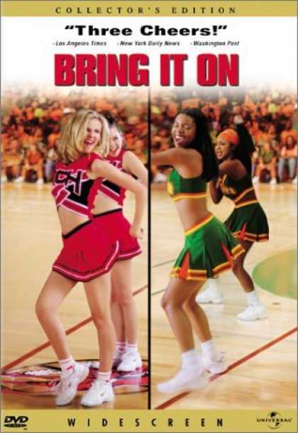 Bestselling Movies (2006) - Bring It On