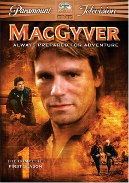 Bestselling Movies (2006) - MacGyver - The Complete First Season by Richard Dean Anderson