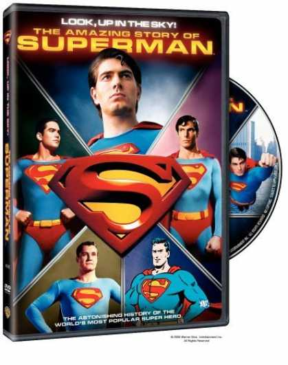 Bestselling Movies (2006) - Look, Up in the Sky - The Amazing Story of Superman by Kevin Burns (III)