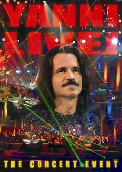 Bestselling Movies (2006) - Yanni Live - The Concert Event