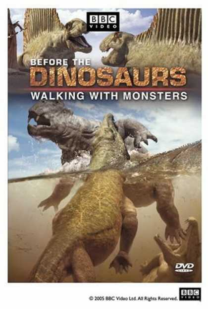 Bestselling Movies (2006) - Walking with Monsters - Life Before Dinosaurs by Tim Haines