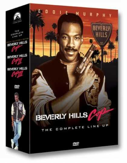 Bestselling Movies (2006) - Beverly Hills Cop - The Complete Line Up