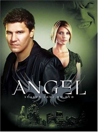 Bestselling Movies (2006) - Angel - Season Four by Joss Whedon