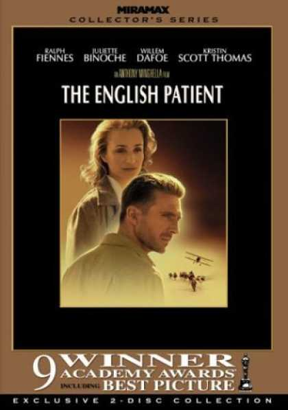 Bestselling Movies (2006) - The English Patient (Miramax Collector's Edition) by Anthony Minghella