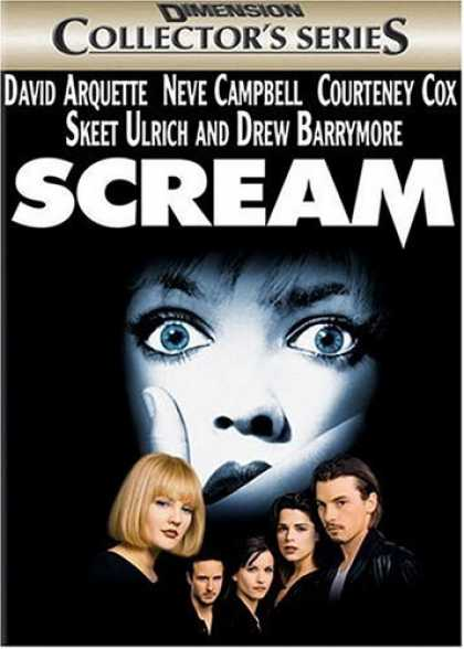 Bestselling Movies (2006) - Scream (Dimension Collector's Series)