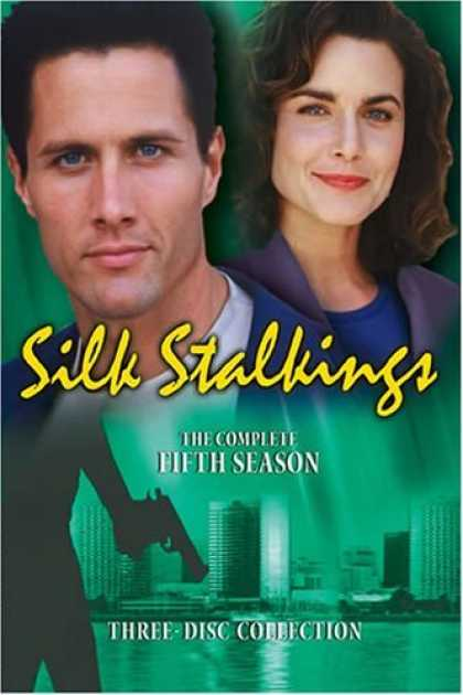 Bestselling Movies (2006) - Silk Stalkings - The Complete Fifth Season by Linda Hassani